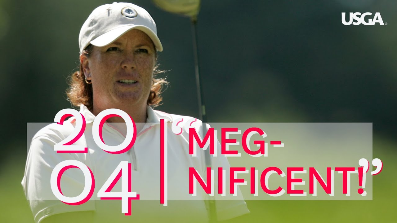 "2004 U.S. Women's Open Film: ""Meg-nificent!"""