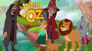 The Wizard of Oz [The Wonderful Wizard of Oz] Full Movie | Cartoon For Kids | English Fairy Tales