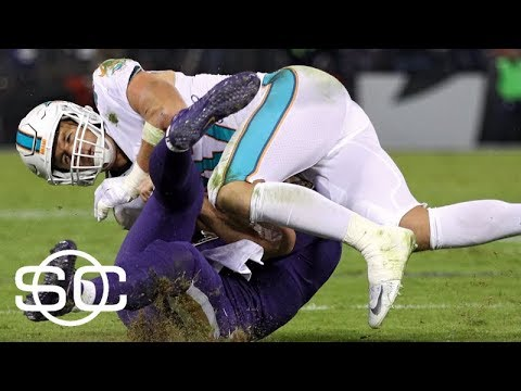 Does Kiko Alonso deserve punishment for late hit on Joe Flacco? | SportsCenter | ESPN