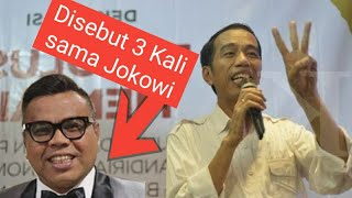 Jokowi Nyebut Nama Abdel 3 Kali // Stand up Comedy