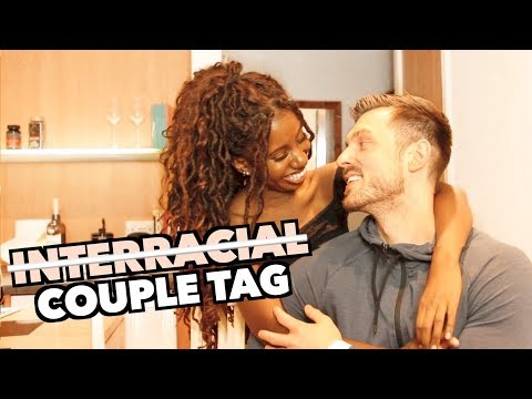 NOT THE INTERRACIAL COUPLE TAG | @LeoniJoyce thumbnail