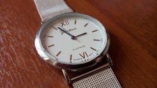 Качественные женские часы Geneva. Распаковка с AliExpress.(Товар: http://ali.pub/2t1u6., 2015-11-29T21:33:46.000Z)