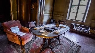 Abandoned Medieval Castle with all belongings left behind! / Lost Abandoned Places Europe
