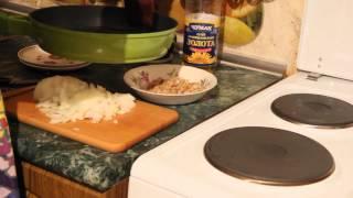 Как сделать вкусные шкварки - рецепт