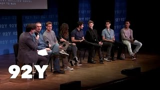 The Maze Runner Q&A with Stars and Authors