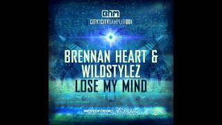 Brennan Heart & Wildstylez - Lose my mind [FLAC] HQ + HD