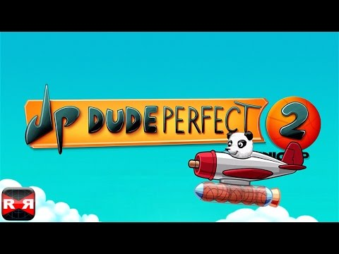 Dude Perfect 2 (By Miniclip) - IOS / Android - Gameplay Video