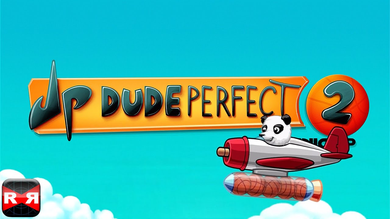 Dude Perfect 2 By Miniclip IOS Android Gameplay Video YouTube