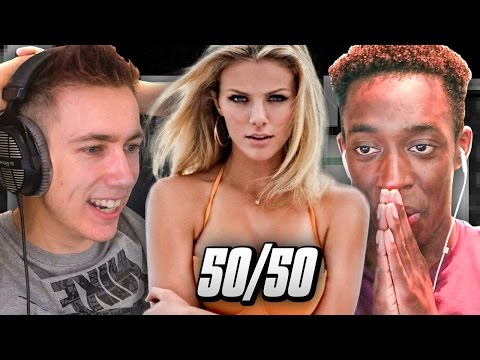 Thumbnail: THE 50/50 CHALLENGE!!