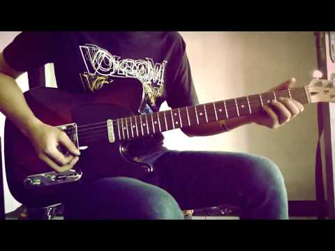 Outright - Never Give Up (Guitar Cover)