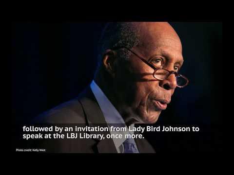 2017 Legacy Luncheon Keynote Speech by Vernon Jordan
