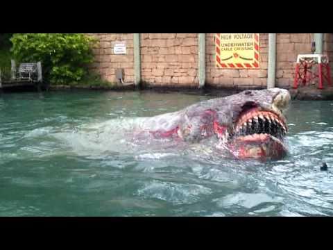 Weißer Hai Universal Studios
