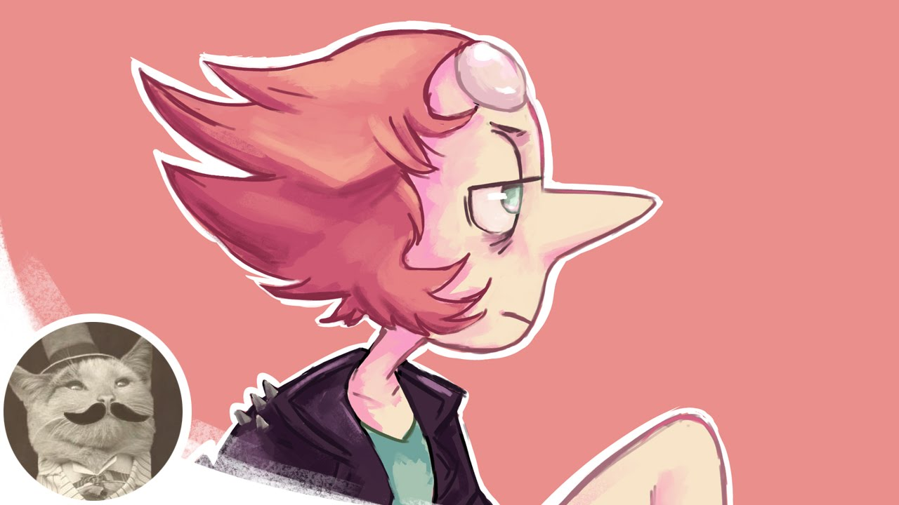 Bad Pearl [SPEED PAINTING]