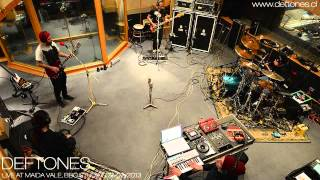 "Deftones ""Rosemary"" - Live BBC Radio 1"