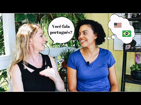 Fluent in 6 months? Is it possible? Feat Our Brazilian Life