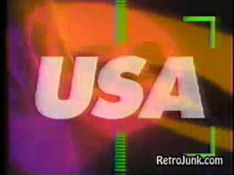 USA Network 1995 station ID