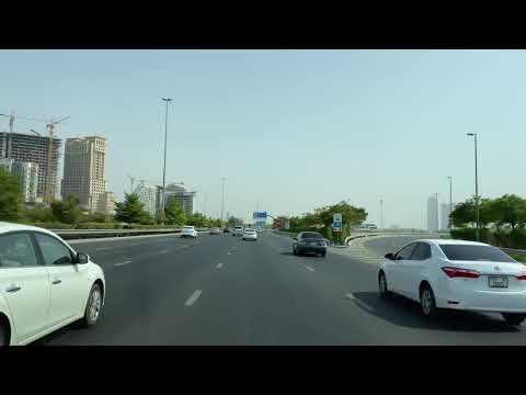 Drive 4K / City of Dubai – Downtown / Dubai Tours – Bur Dubai- July 2021 – دبي امارات / F-UHD#دبي