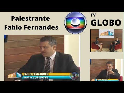 Palestrante Motivacional para Empresas | Fabio Fernandes | Entrevista na Rede Globo de TV
