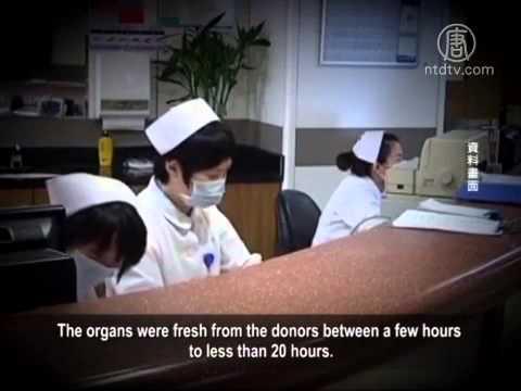 Vice President of Jilin University Under Investgation for Alleged Live Organ Harvesting