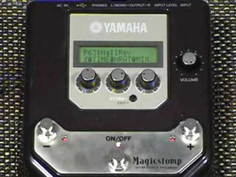 Yamaha Magicstomp