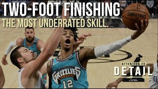 Why Two-Foot Finishing is the Most Underrated Skill in Basketball