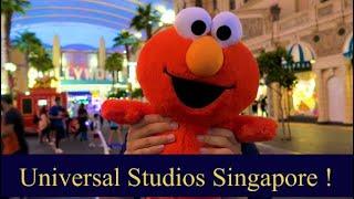 싱가폴 유니버셜 스튜디오 !