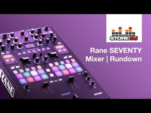 Rane SEVENTY Mixer   First Look