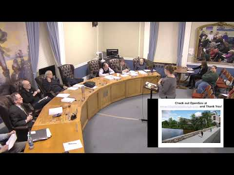 City of Plattsburgh, NY Meeting  1-30-20