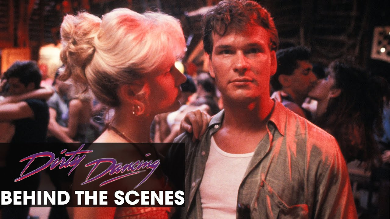 Dirty Dancing 1987 Movie Bts The Eureka Moment Lionsgate Live Youtube