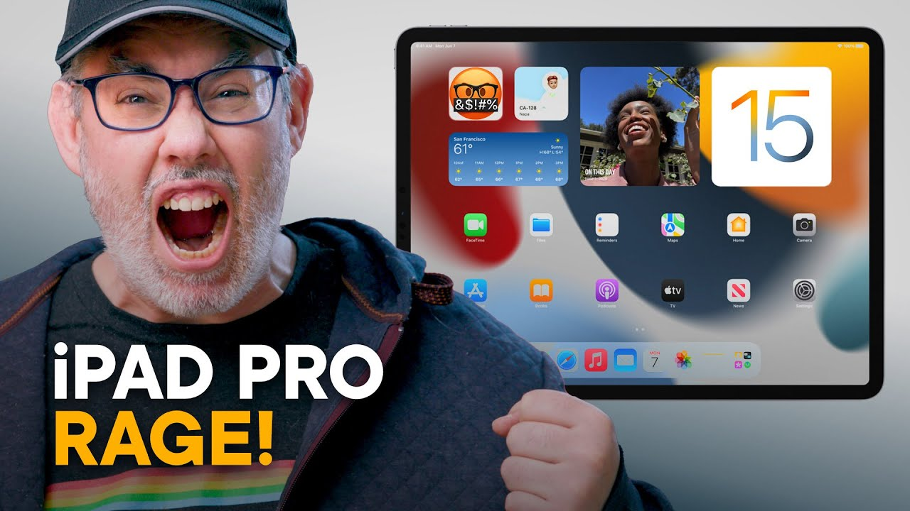Why You Hate iPadOS 15