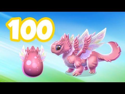 🐉 Как получить дракона Чаровница + Конкурс - Легенды Дракономании #100