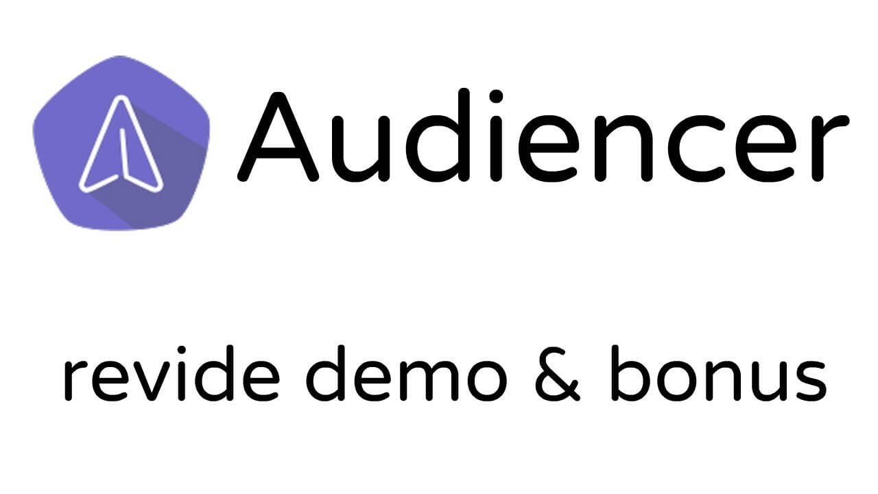 Audiencer Review Demo Bonus - Facebook Targeting Software with 99% Cheaper Ads on FB
