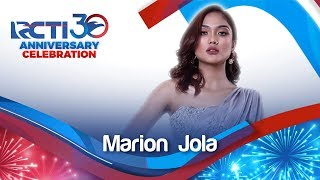 RCTI 30 ANNIVERSARY CELEBRATION Marion JolaSo In Love