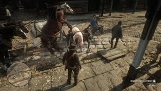 Red Dead Redemption 2 Horse mating