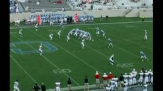 2007 Citadel Football Highlights: Part 3