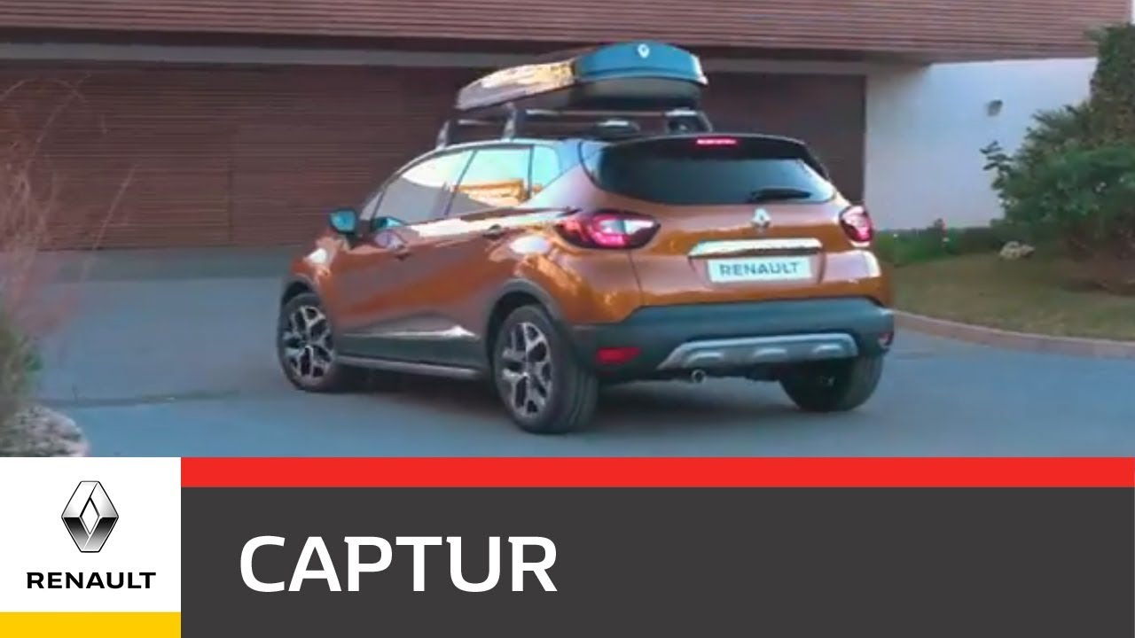 Accessories | CAPTUR | Cars | Renault UK