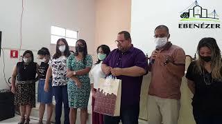 Família Ebenézer - EBD - 20/12/20-Homenagem ao dia do pastor