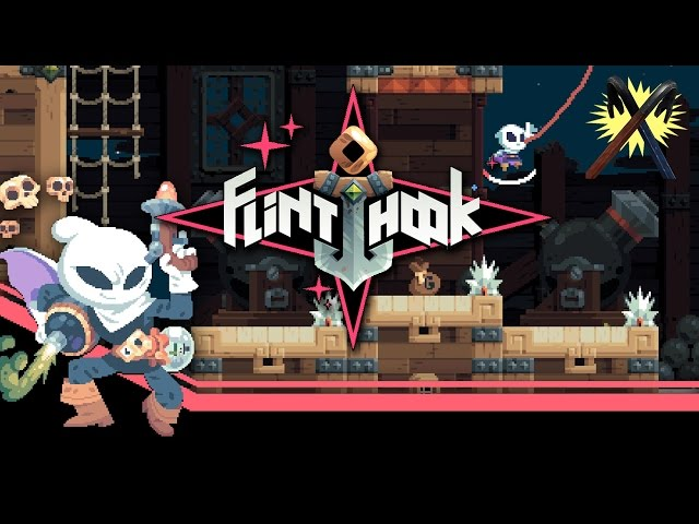 Flinthook - Loot, Shoot, and Plunder