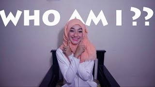 #VLOG 1 - WHO AM I ?