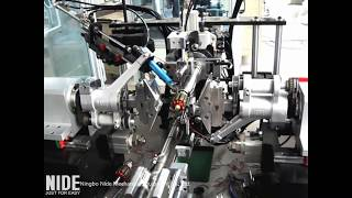 armature coil winding machine rotor coil winder