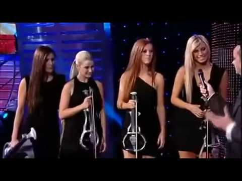 HD/HQ Escala - Perform Kashmir Led Zeppelin - Britains Got Talent Semi Final Show 2