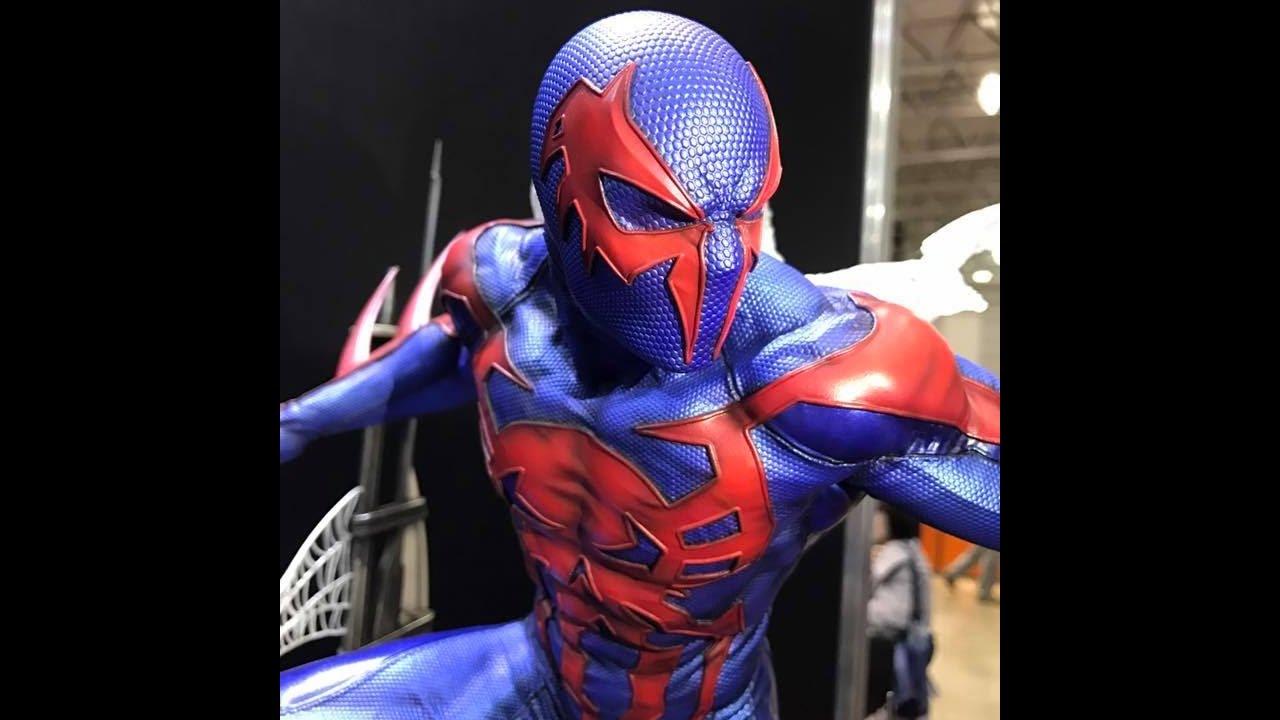 Spiderman 2099: With Kelvin Loke Commentary