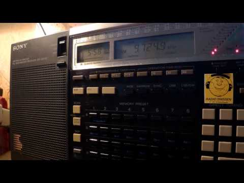 14 10 2016 Radio RB2 relay Radio Aparecida in Portuguese to Brasil 0558 on 9724,9 Curitiba