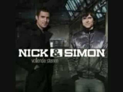 Nick en Simon - Vallende sterren   (Met lyrics!)