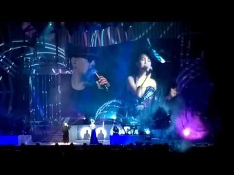 Juno mak 麥浚龍 & Kay tse 謝安琪 羅生門 live @ 拾回 謝安琪 missing kay 數愛 世界巡迴演唱� 澳門站 (10/10)