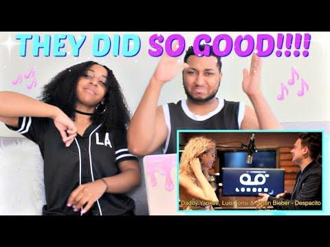 Luis Fonsi - Despacito ft. Daddy Yankee & Justin Bieber (SING OFF vs. Pixie Lott) REACTION!!!