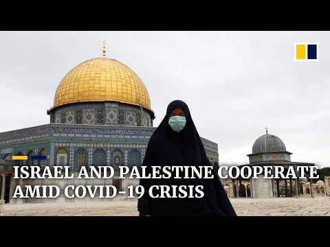 Coronavirus health crisis forces Israel and Palestine to cooperate