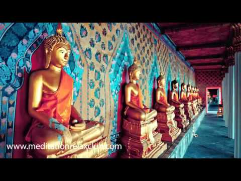8 HOURS Meditation Music for Positive Energy, Yoga Music, Relaxation, Positive Thinking