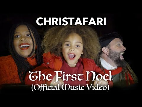 Christafari - The First Noel (Official Music Video) Feat. Ziza Forever Mohr & Markus Ritchie