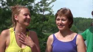 Отзывы 2: Танец ЗУК и Сальса на Голубых озерах(Ukraine, Salsa on the Blue lakes, Chernigov's Region, July 2012 http://vk.com/event37946587 http://vk.com/zoukraine - zouk by Anastasiia, Kiev., 2012-07-19T16:19:07.000Z)